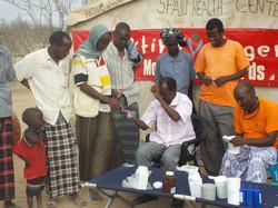 Gesundheitsprojekt Spajudorf-Kenia 8