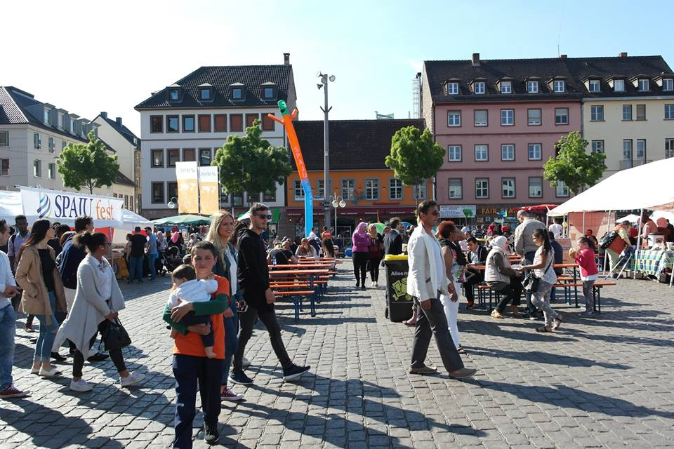 Spaju Fest in Mannheim Marktplatz 6