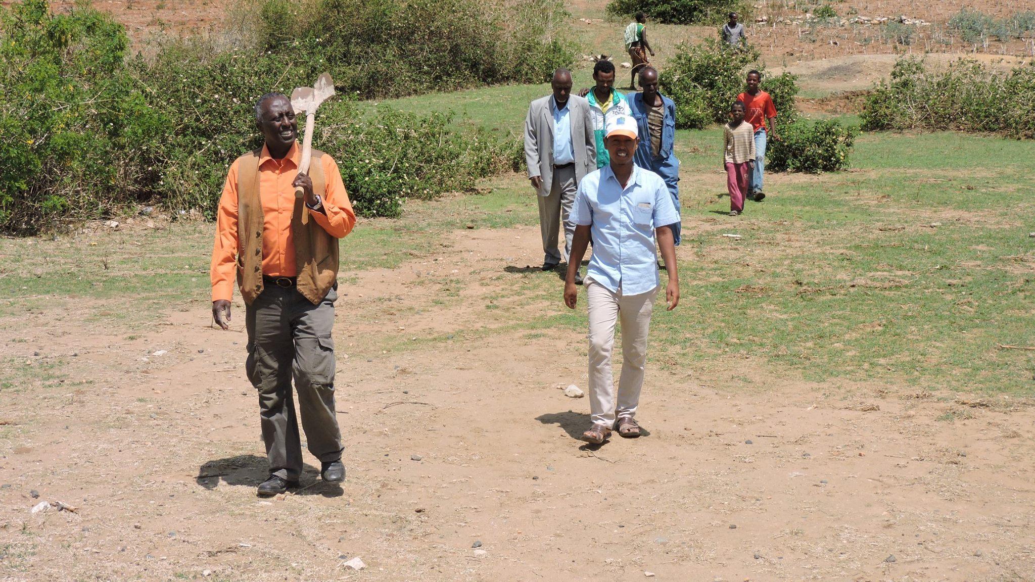 Wasserprojekt Äthiopien 6