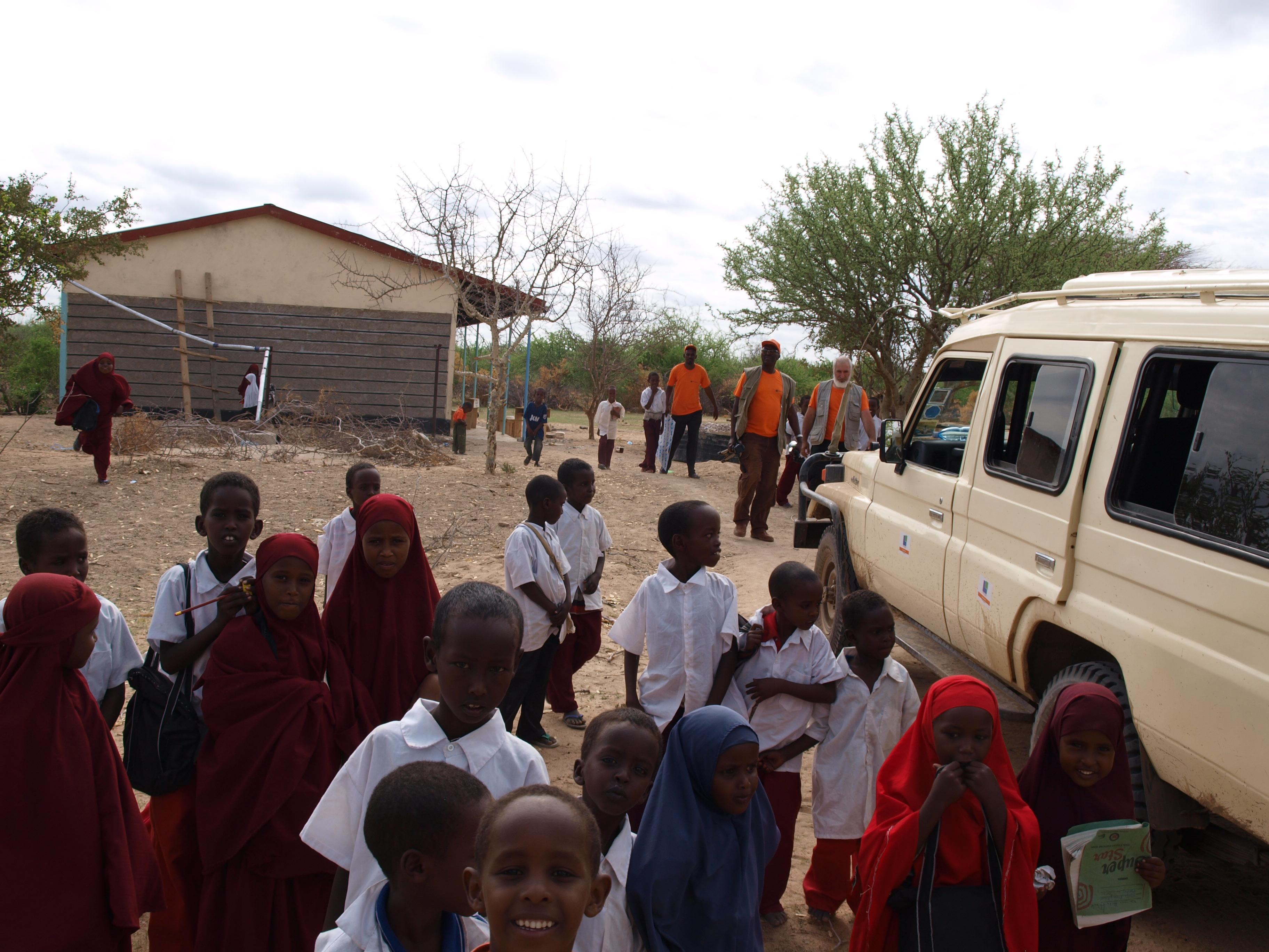 Bildungszentrum Spajudorf-Kenia 2