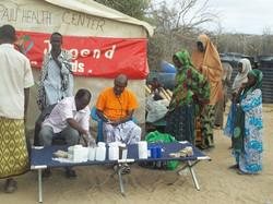 Gesundheitsprojekt Spajudorf-Kenia 9