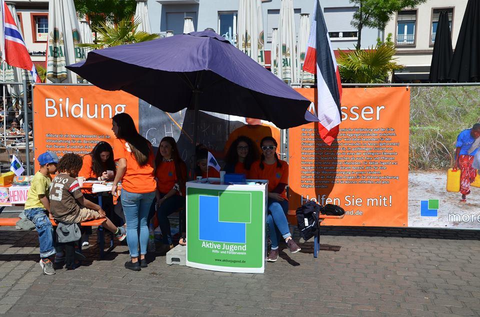 Spaju Fest in Mannheim Marktplatz 14