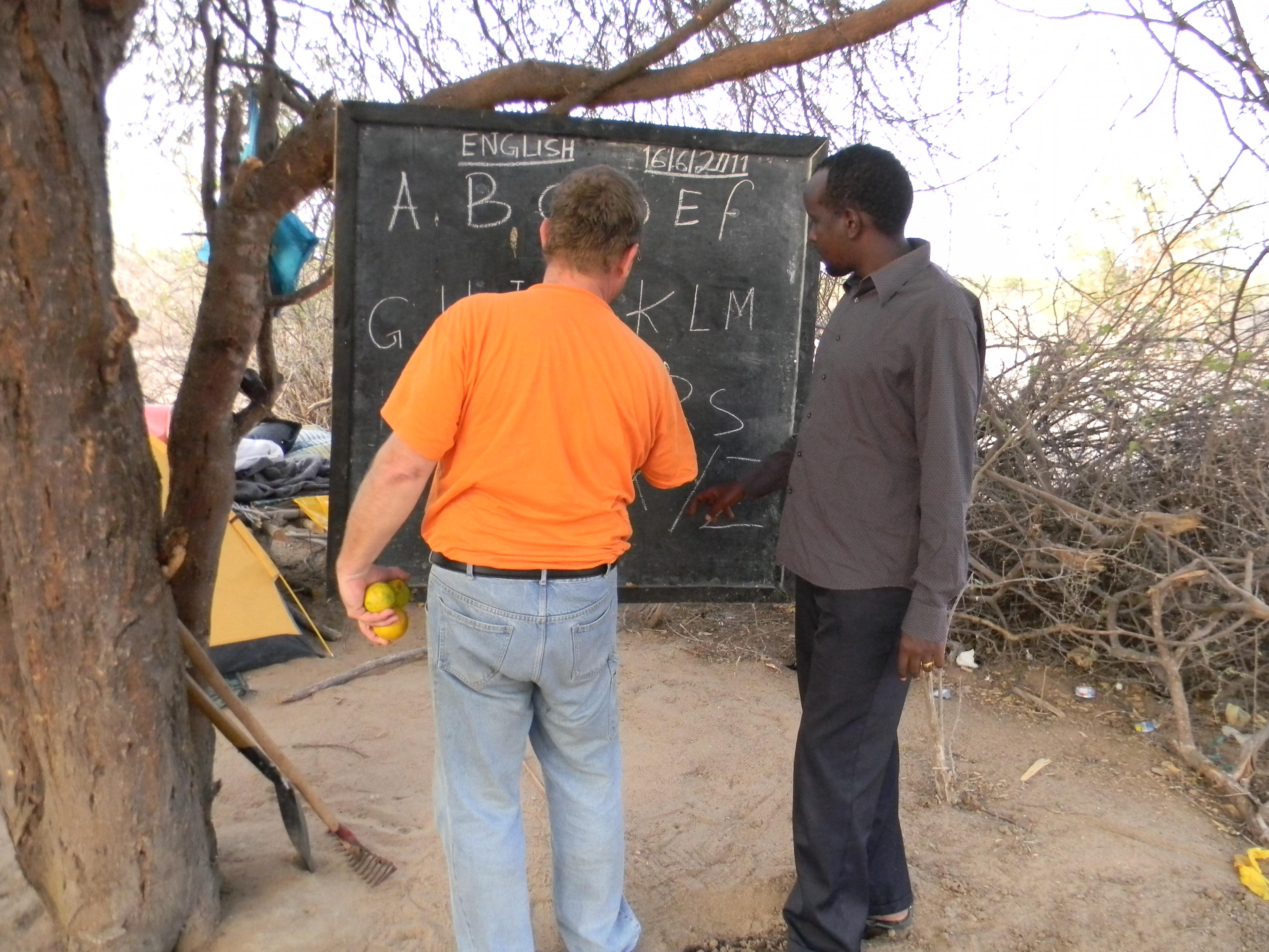 Bildungszentrum Spajudorf-Kenia 8