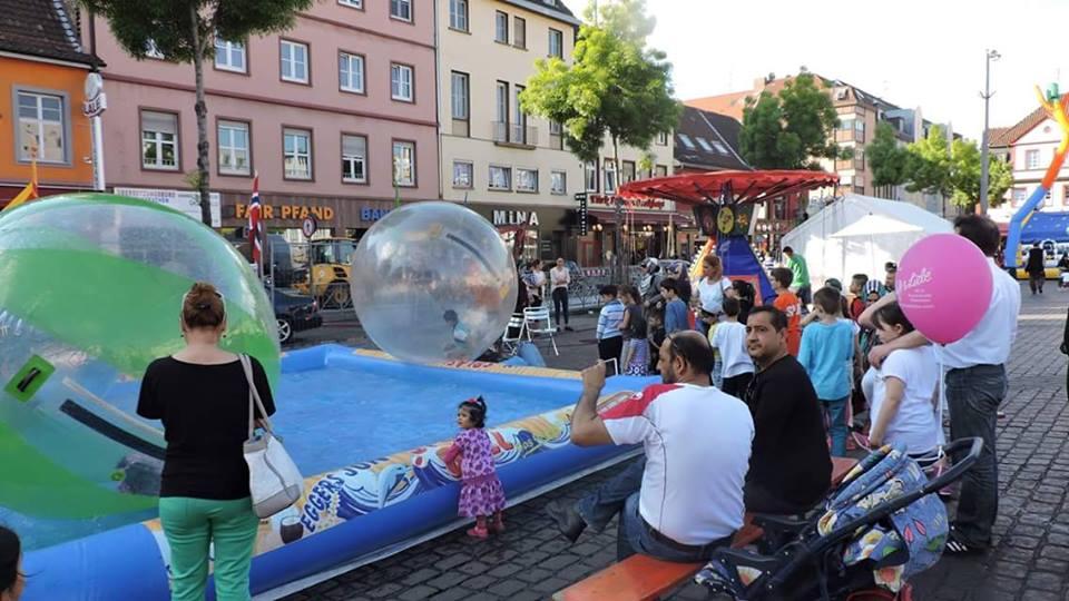 Spaju Fest in Mannheim Marktplatz 4
