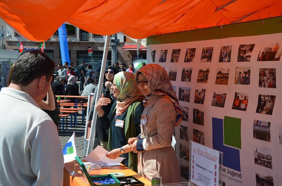 Spaju Fest in Mannheim Marktplatz 10