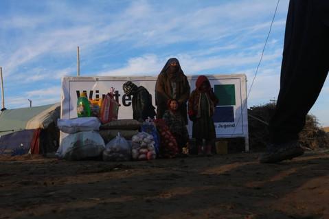 Winterhilfe Afghanistan