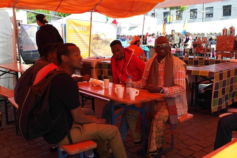 Spaju Fest in Mannheim Marktplatz 16