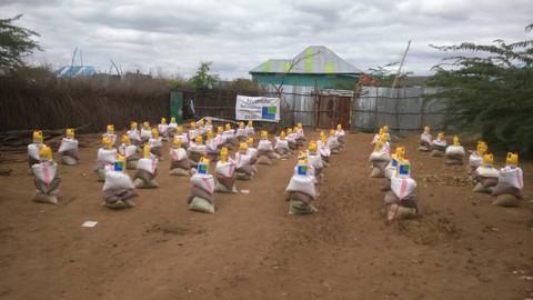 Nothilfe Aktionen Äthiopien