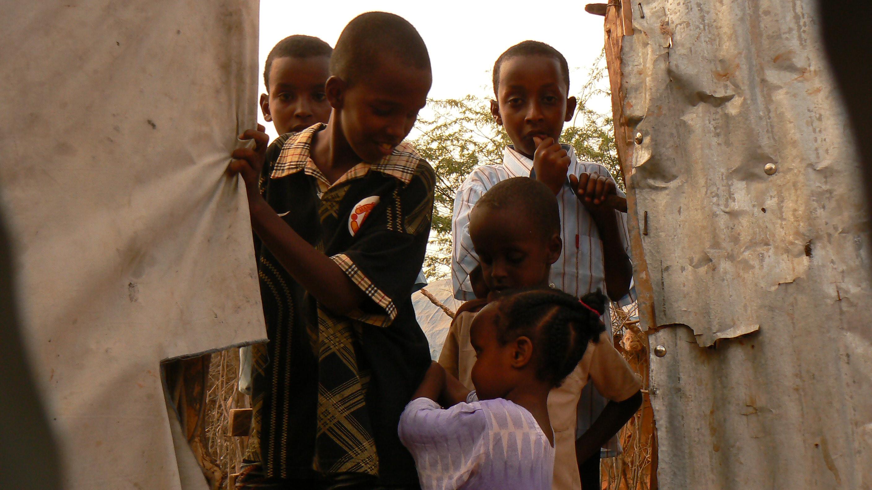 Flüchtlingslager Dadaab 2008