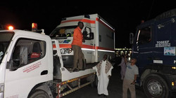 Krankenwagen für Somaila 13