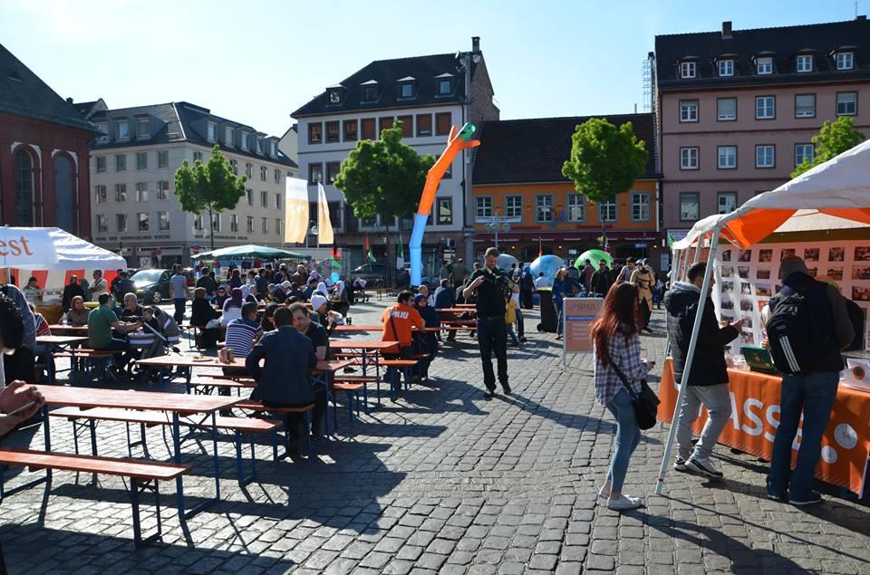 Spaju Fest in Mannheim Marktplatz 5