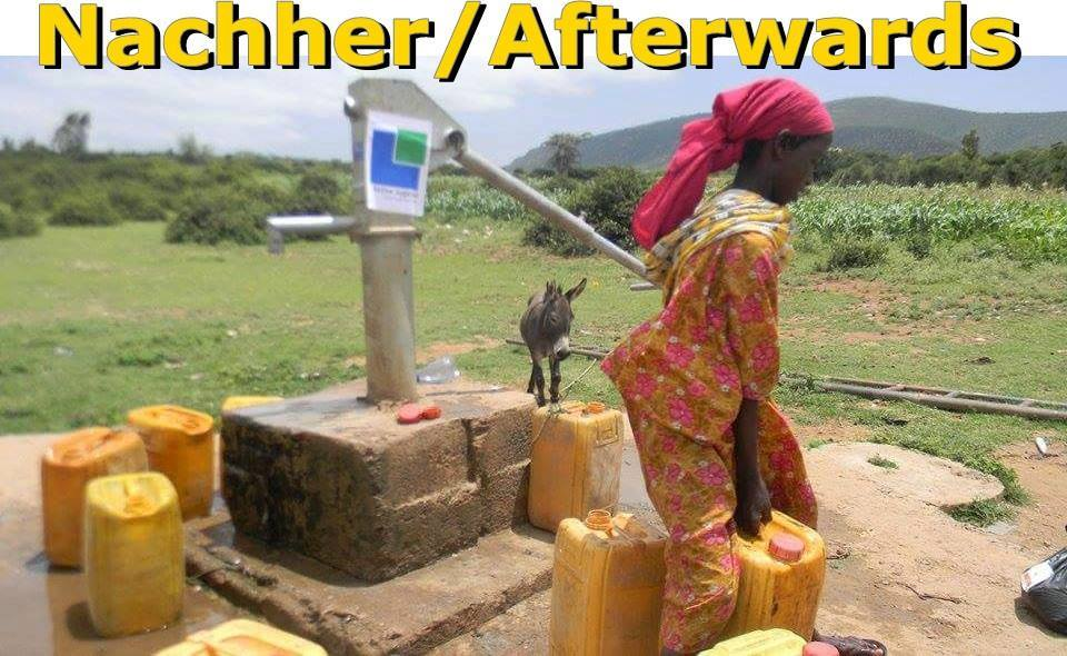 Wasserprojekt Äthiopien 9