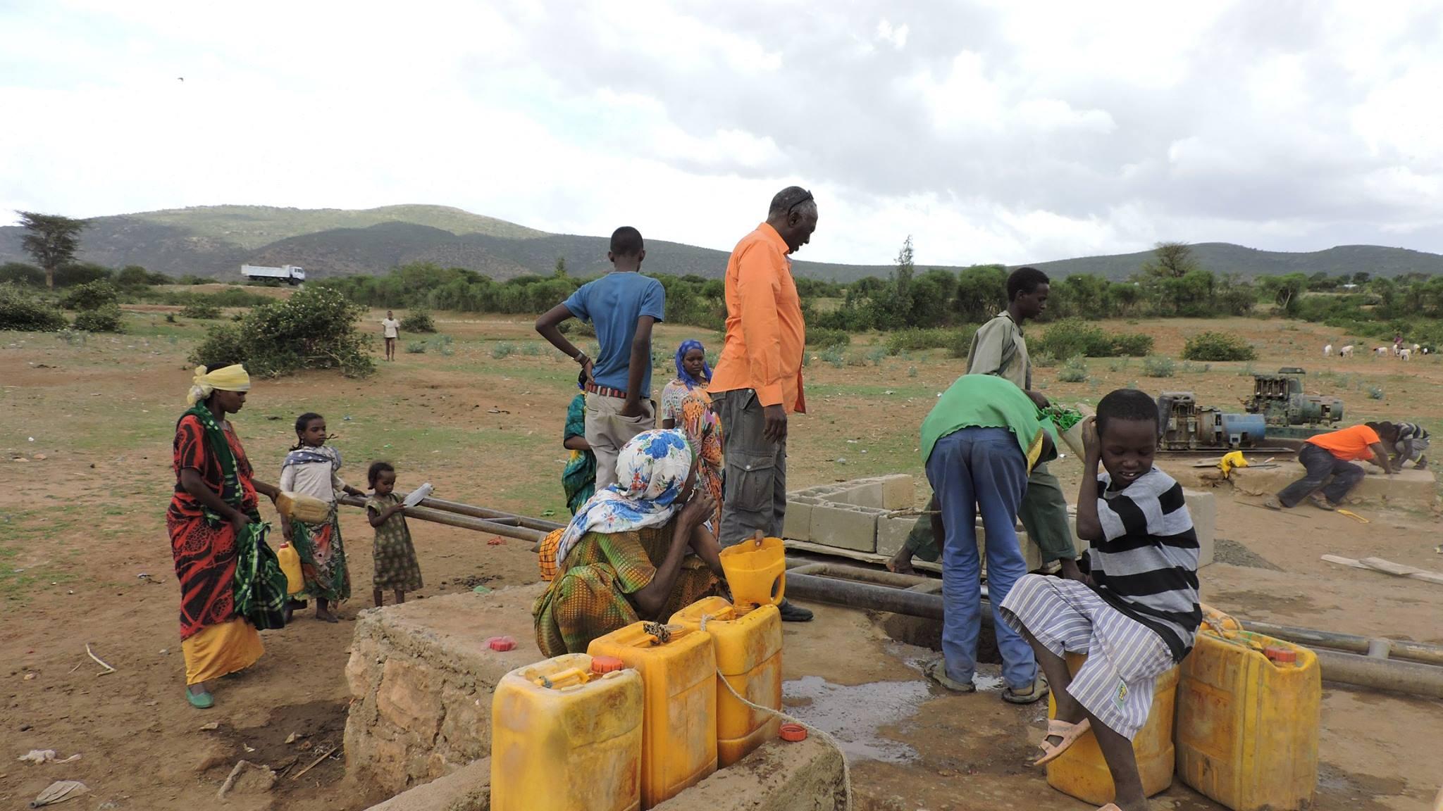 Wasserprojekt Äthiopien 8