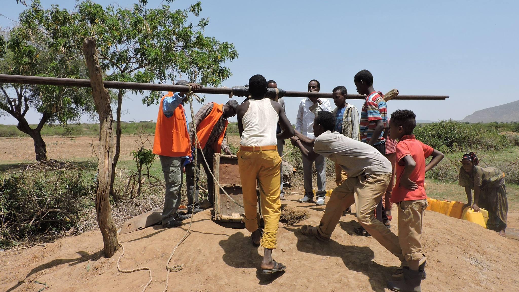 Wasserprojekt Äthiopien 3