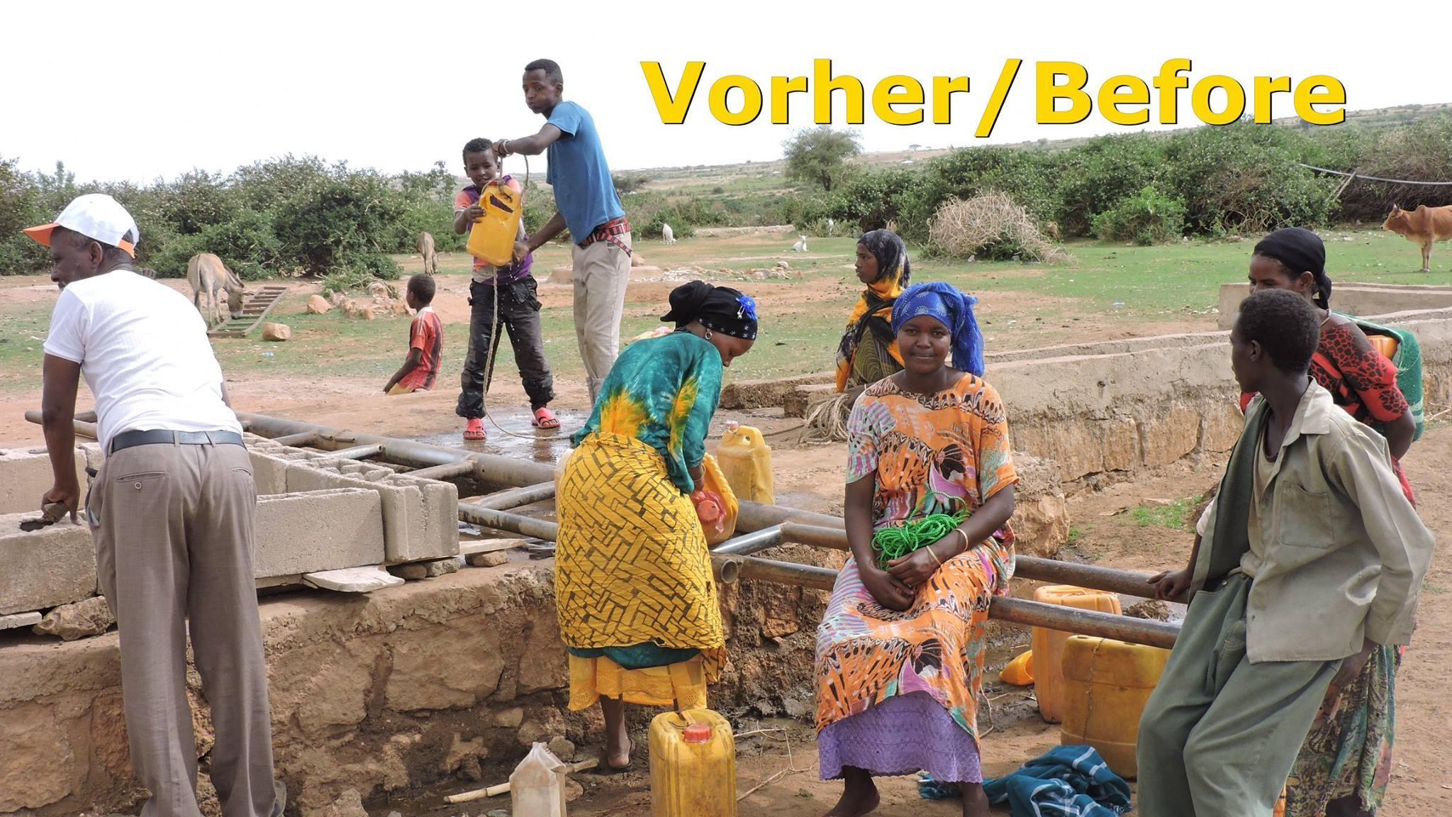 Wasserprojekt Äthiopien 5