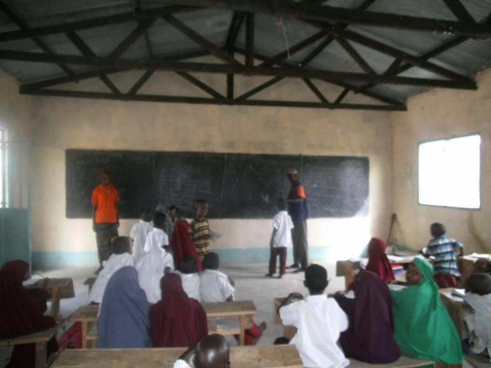 Bildungszentrum Spajudorf-Kenia 7