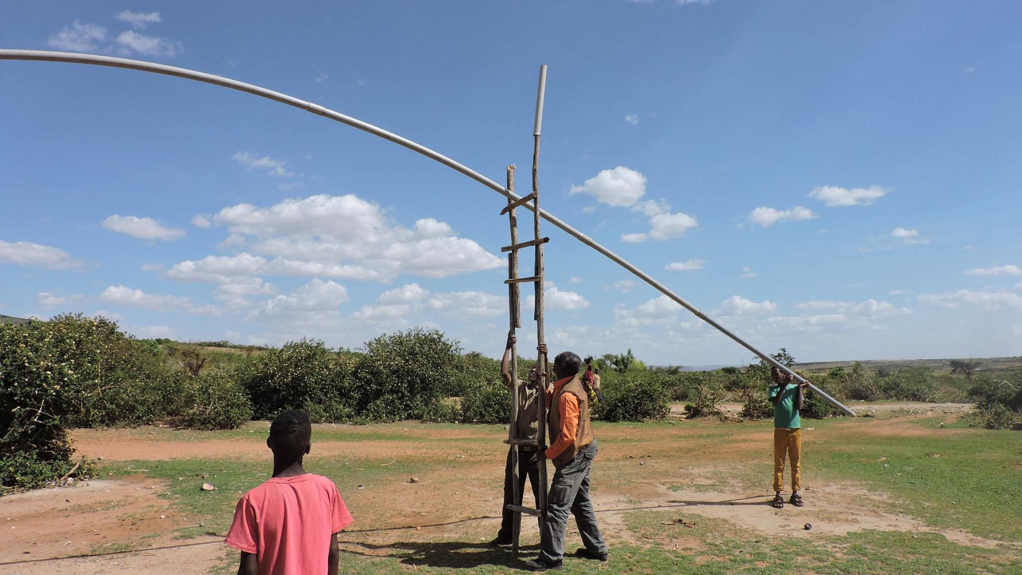 Wasserprojekt Äthiopien 1