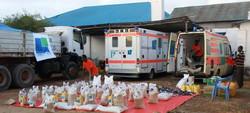 Krankenwagen für Somaila 5