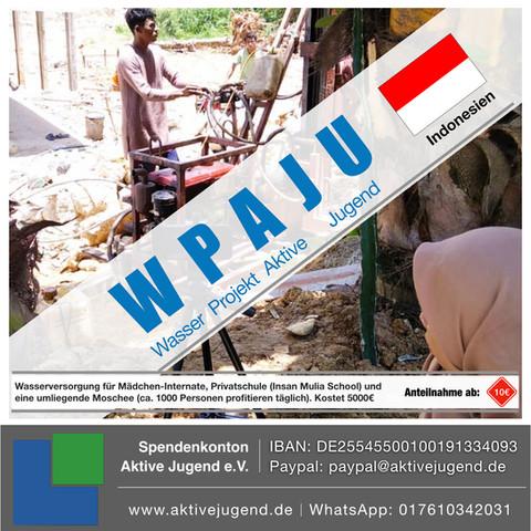 WPAJU Indonesien