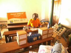 Gesundheitsprojekt Spajudorf-Kenia 5