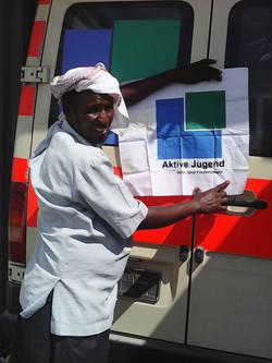 Krankenwagen für Somaila 4