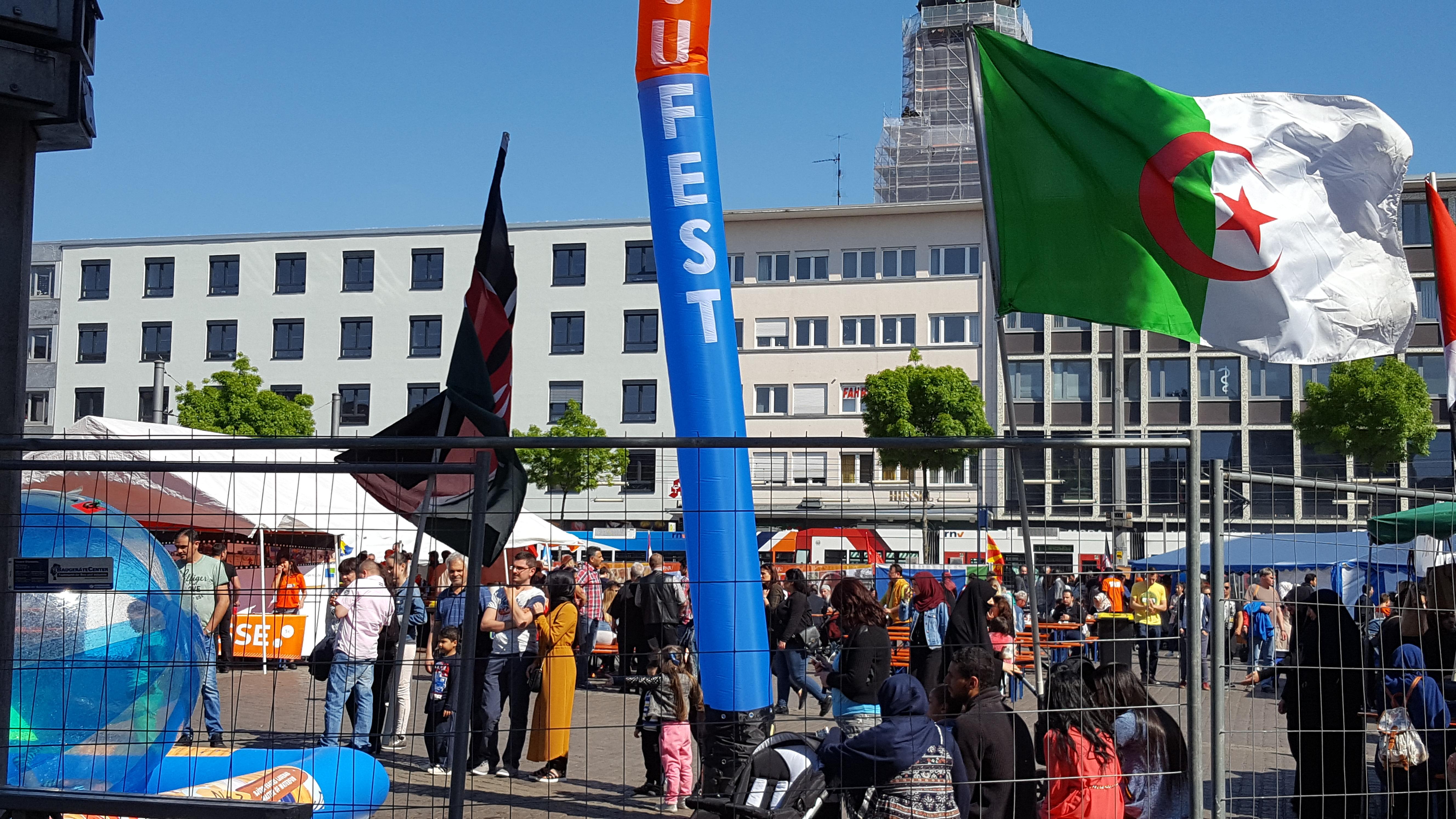 Spaju Fest in Mannheim Marktplatz 1