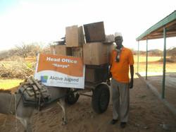Gesundheitsprojekt Spajudorf-Kenia 3