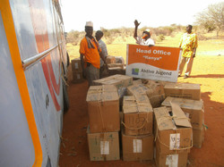 Gesundheitsprojekt Spajudorf-Kenia 2
