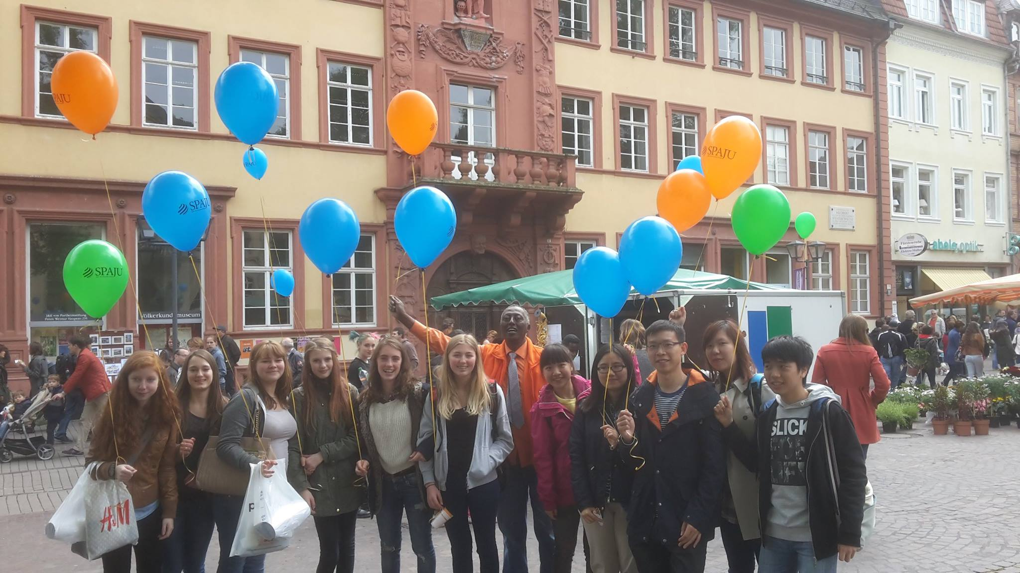 Infostand Heidelberg 9