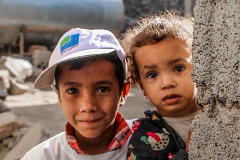 In Jemen die erste Hilfsaktion gestartet