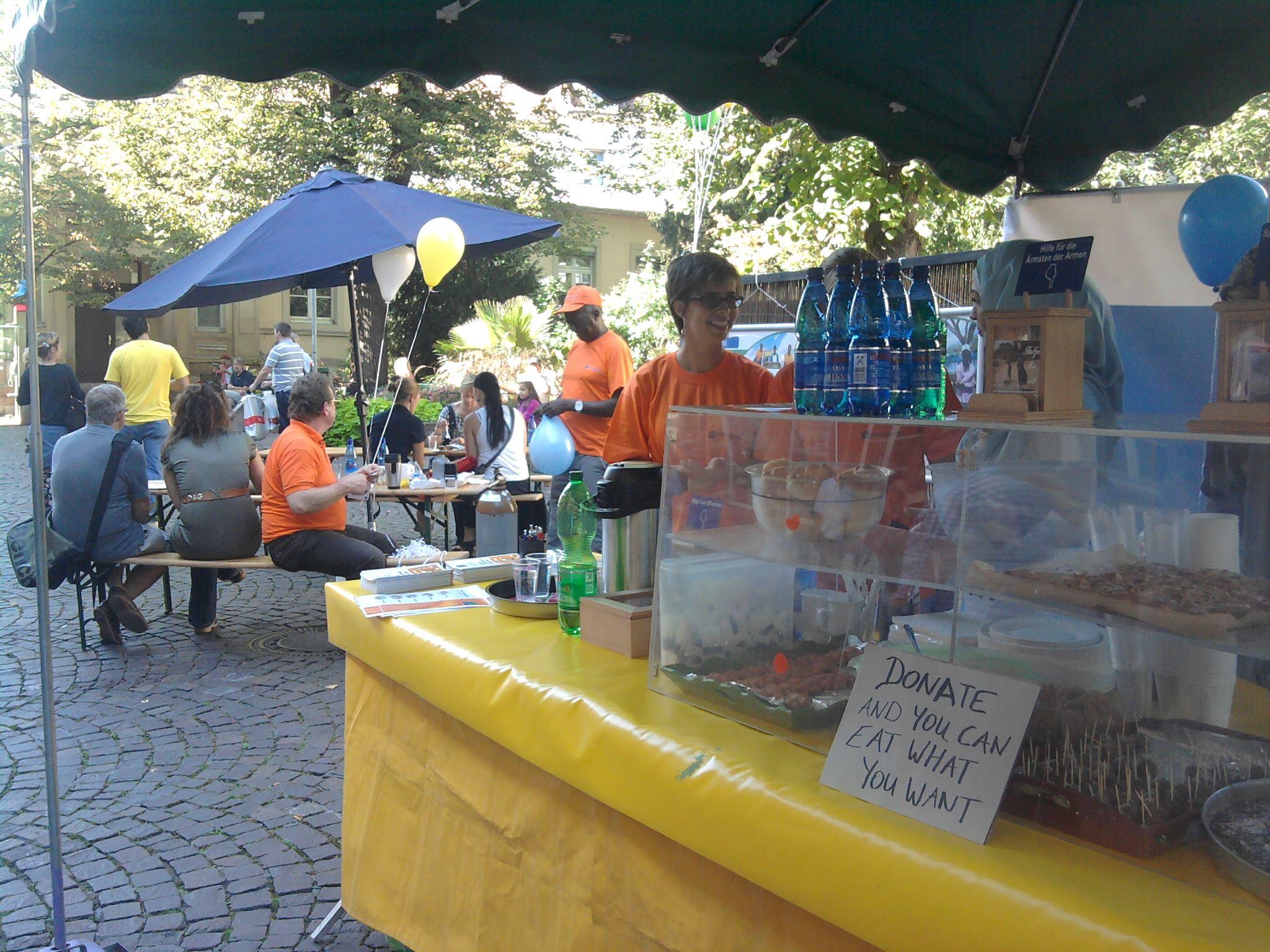 Infostand Heidelberg 16