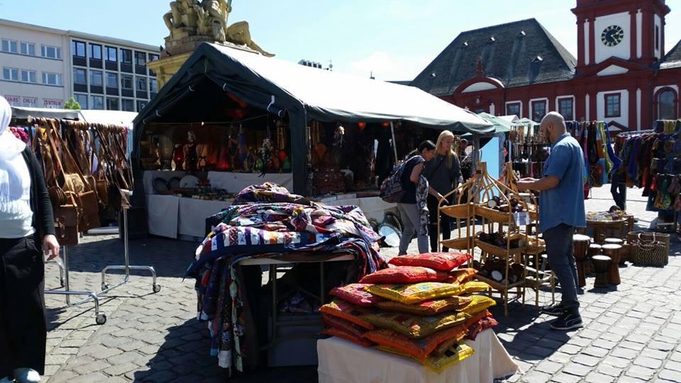 Spaju Fest in Mannheim Marktplatz 18
