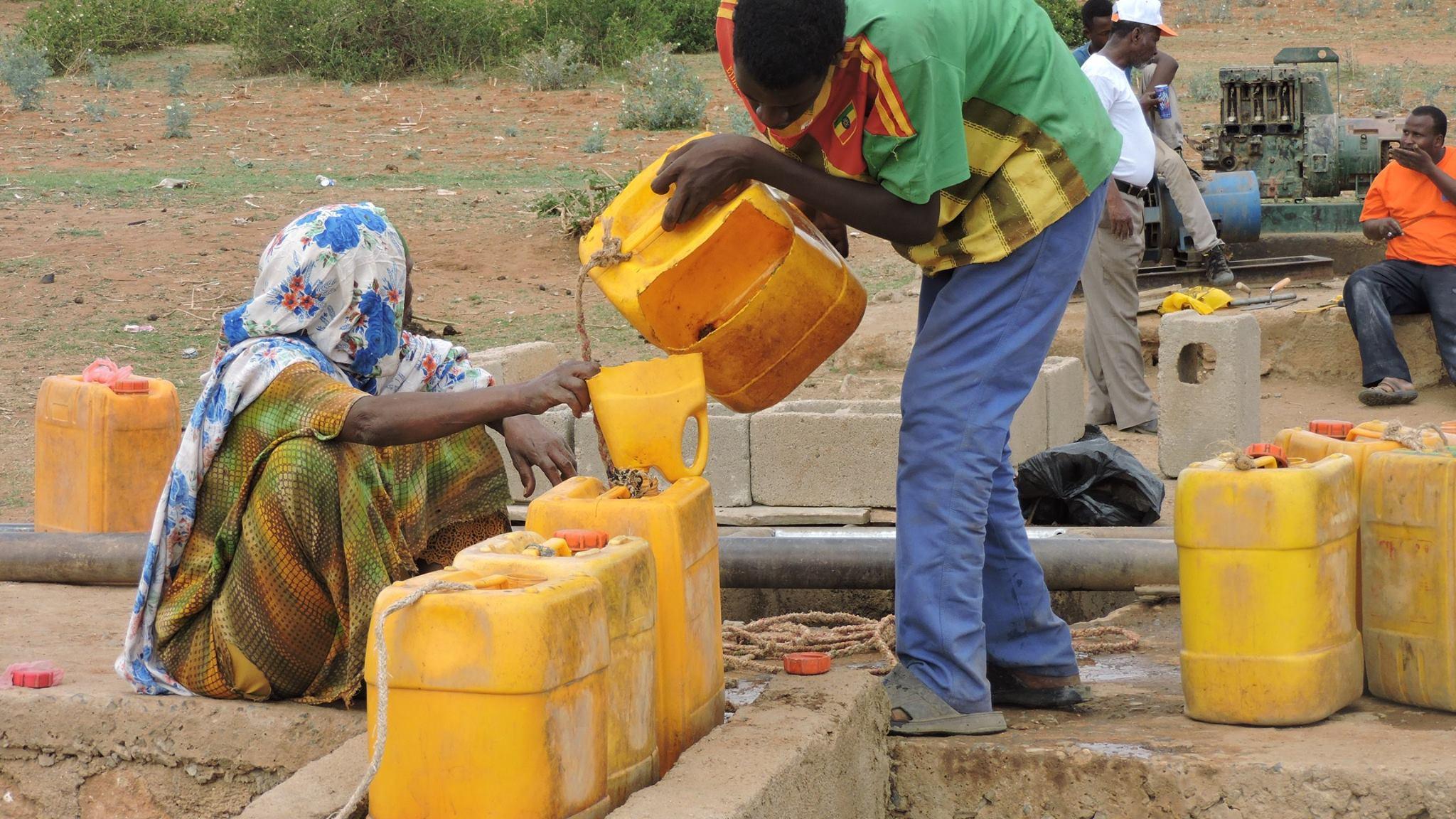 Wasserprojekt Äthiopien 4