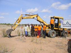 Spajudorf Kenia 2012