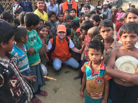 2. Siedlung mit 100 Notunterkunfte
