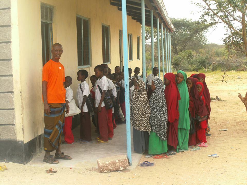 Bildungszentrum Spajudorf-Kenia 3