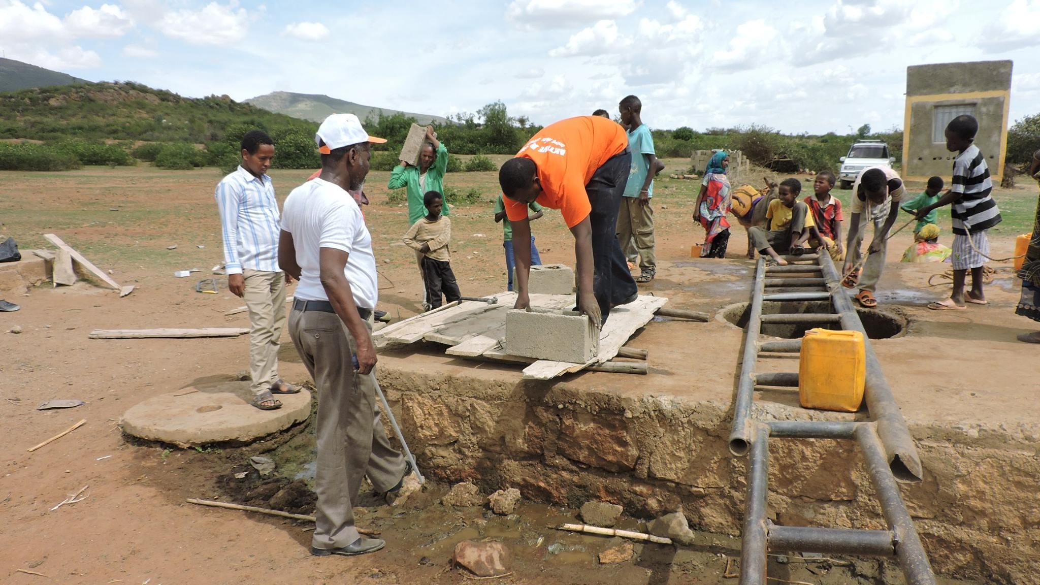 Wasserprojekt Äthiopien 2