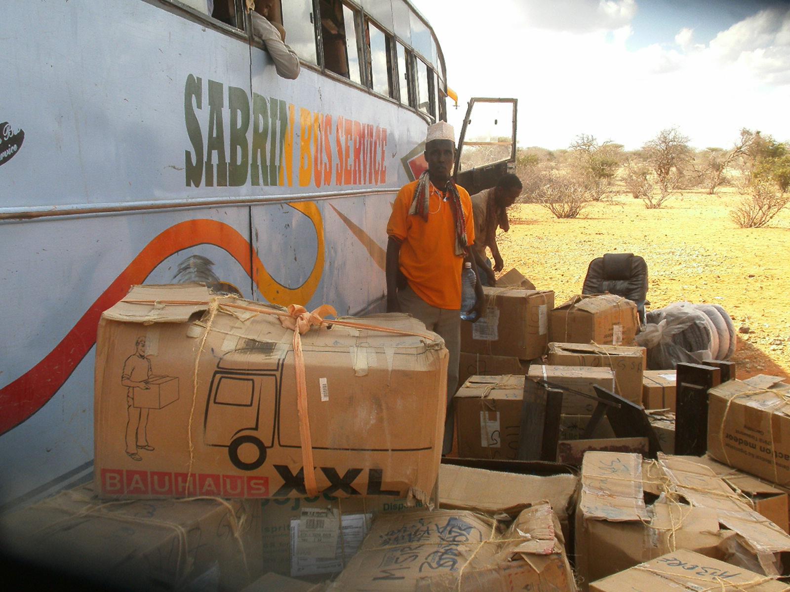 Bildungszentrum Spajudorf-Kenia 6