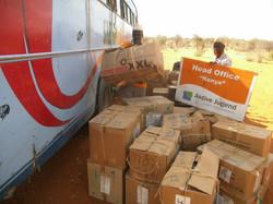 Gesundheitsprojekt Spajudorf-Kenia 6