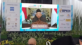 Wapres Resmikan Retina dan Gaukoma Center Rumah Sakit Mata Achmad Wardi