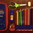 Kits preenvasados ​​School Supply