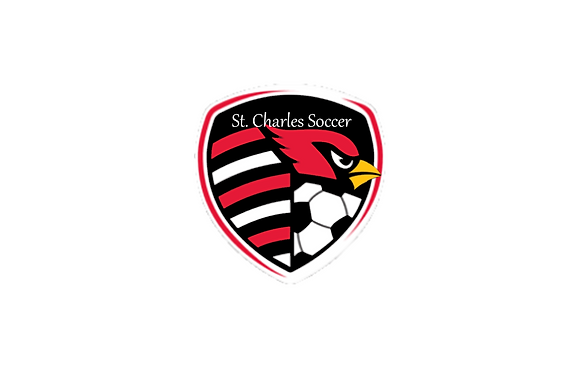 Soccer Crest Static removable window cling