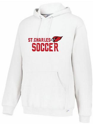 Russell Athletic SC soccer hoodie