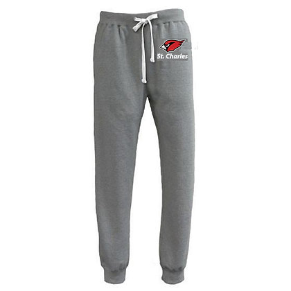 Throwback SC embroidered joggers