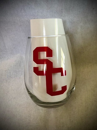 SC wine glass