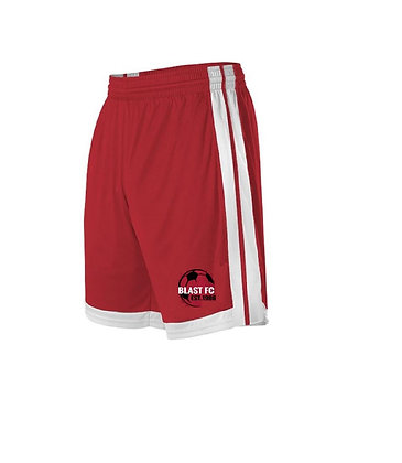 Single-ply athletic short