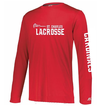 Dri-power SC LAX tee