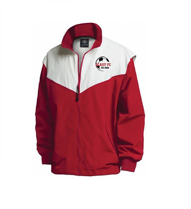 BLAST FC full zip jacket - no personalization