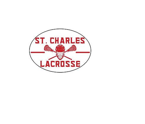 lacrosse static cling