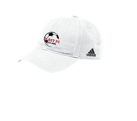 Adidas washed BLAST FC  slouch cap